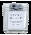 Bougie Givre Blanc Amélie et Mélanie - Senteur Maison