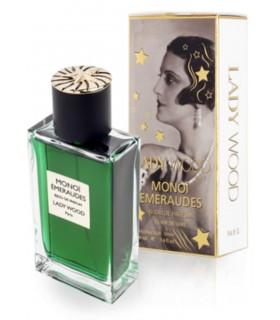 Parfum Monoï Émeraudes Lady Wood - Mademoiselle Wood - Livraison partout en France : Nice, Toulou, Marseille,