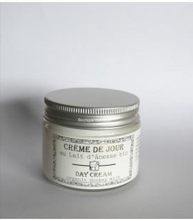 Crème de Jour Lait d'Anesse - Un Été en Provence - Livraison partout en France : Dijon, Lyon, Annecy, Aix-les-Bains,