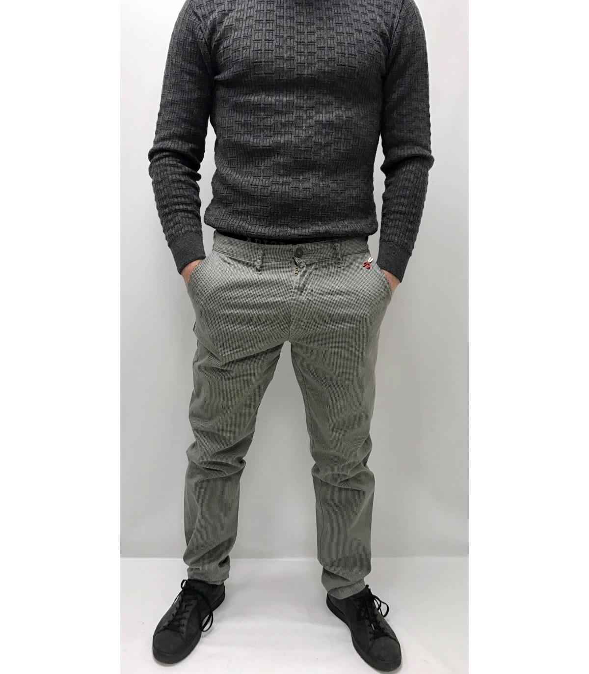comprar online 098a6 f1f38 Pantalon Gris Imperial - Sauvage Concept Store