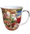 Mug L'Atelier du Père Noël - Idée Cadeau Noël - Boutique de Noël en Ligne - Livraison partout en France : Mulhouse, Colmar