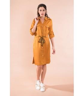 Robe Courte Lilla - Boutique Femme - Magasin en Ligne - Livraison partout en France : Toulouse, Bordeaux, Albi, Pau, Rodez,