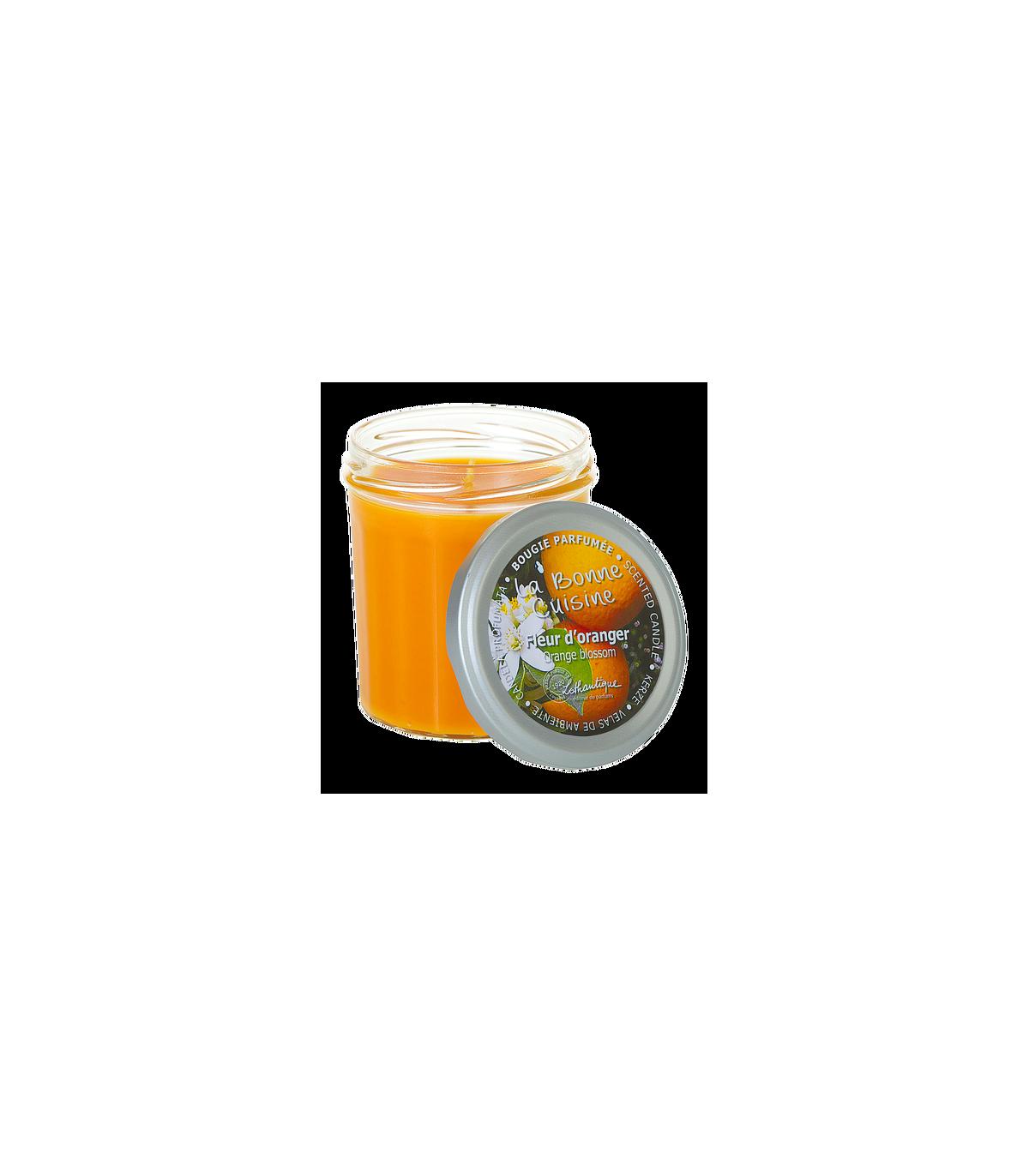 Bougie Fleurs D Oranger Lothantique La Bonne Cuisine Idees Cadeaux