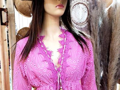 Boutique de Mode Femme : CHIC, BOHÈME CHIC, BOHO CHIC, BOHEMIAN STYLE.