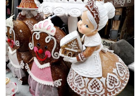 Magasin de Noël - Boutique Décoration Noël : Thème Gourmandise